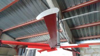 вентилятор для фермы и склада