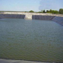 резервуар на рибній фермі