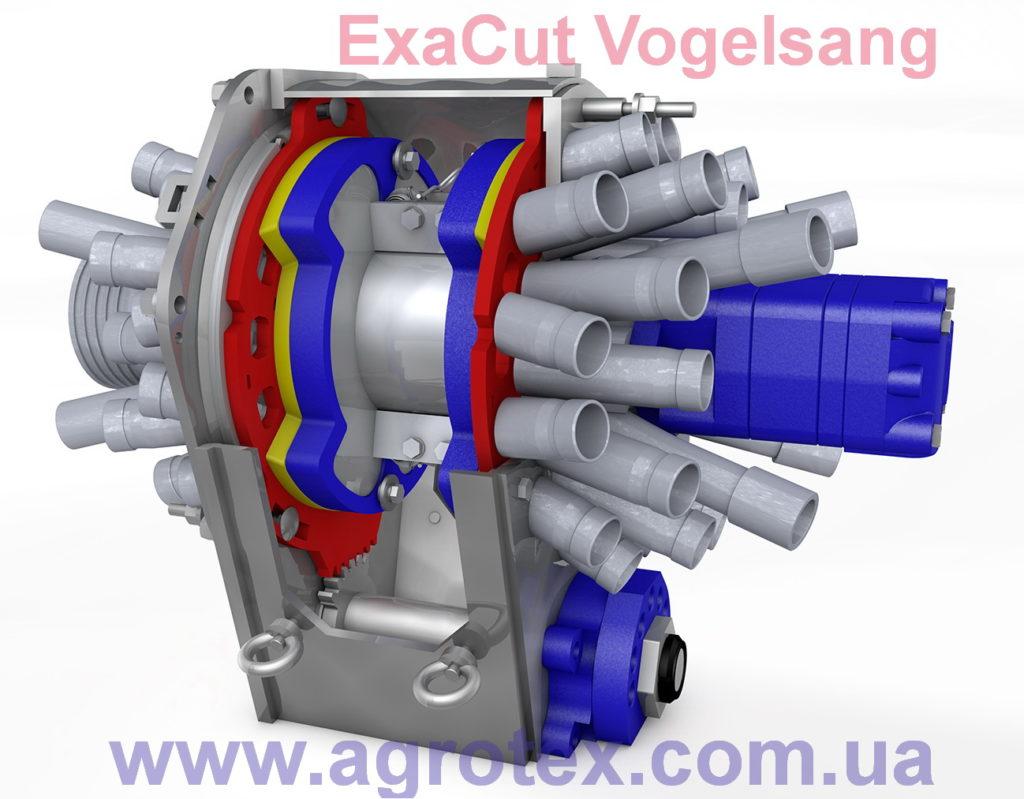 распределительная головка ExaCut Vogelsang