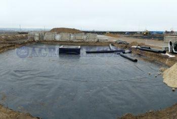 гидроизоляция фундамента под буровой станок