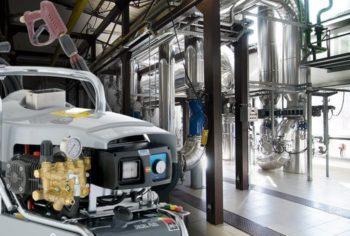 Моечные машины с нагревом воды Idrobase