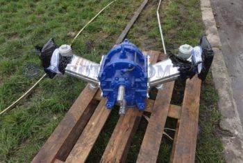 роторний насос Vogelsang с ВВП від трактора