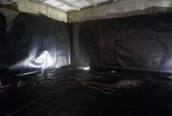 Підземні сховища для КАС