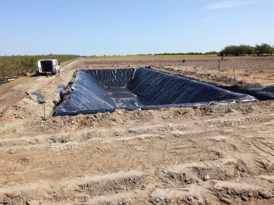 гидроизоляция водонакопителя