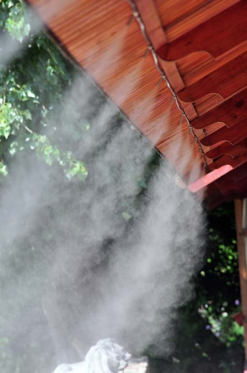работа системы охлаждения высокого давления