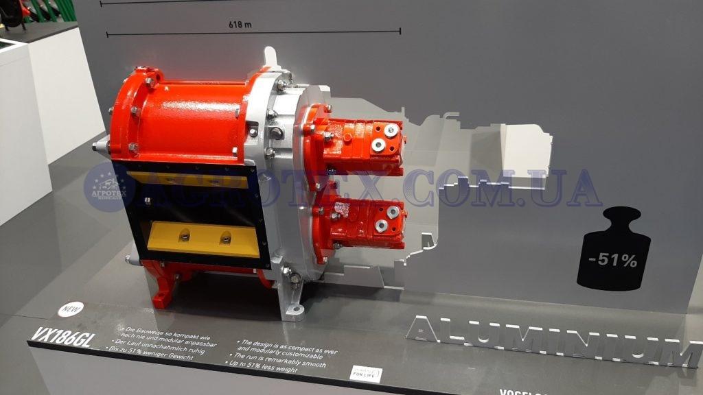 роторний насос VX186-260GL
