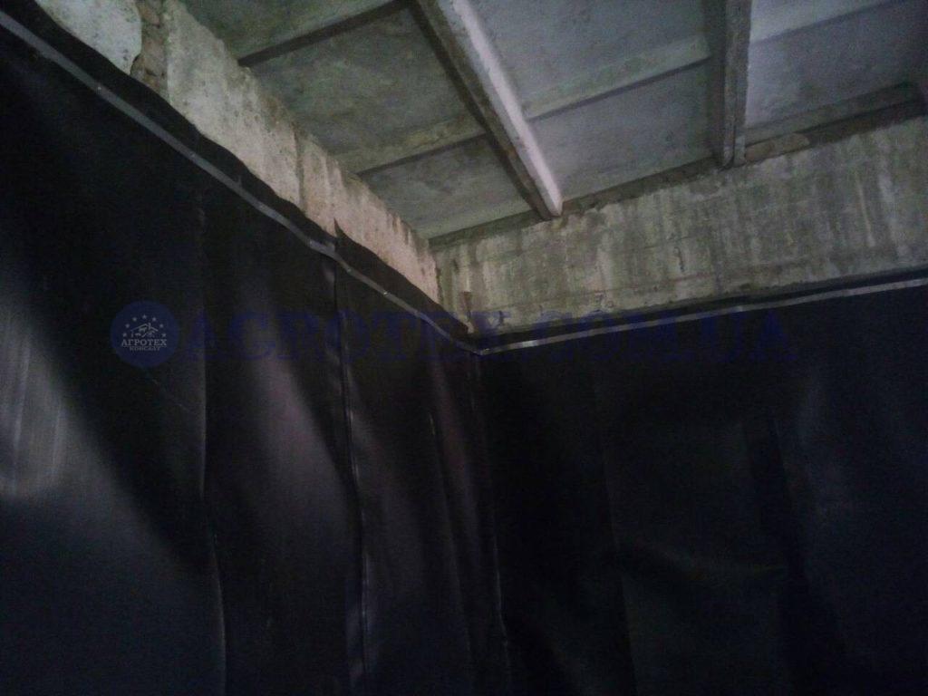 гидроизоляция хранилища для КАС