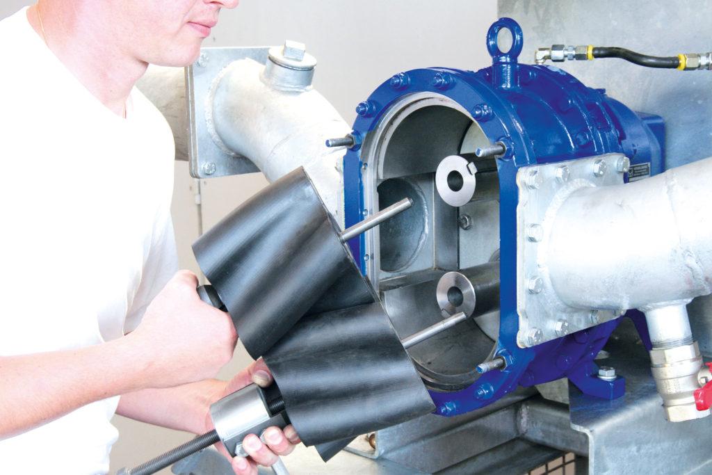 запчасти и ремонт роторных насосов